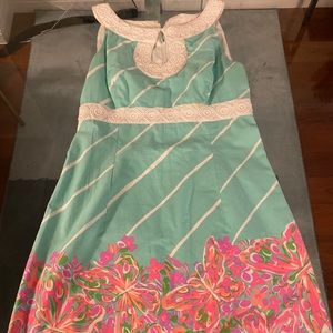 Floral Lilly Pulitzer Dress